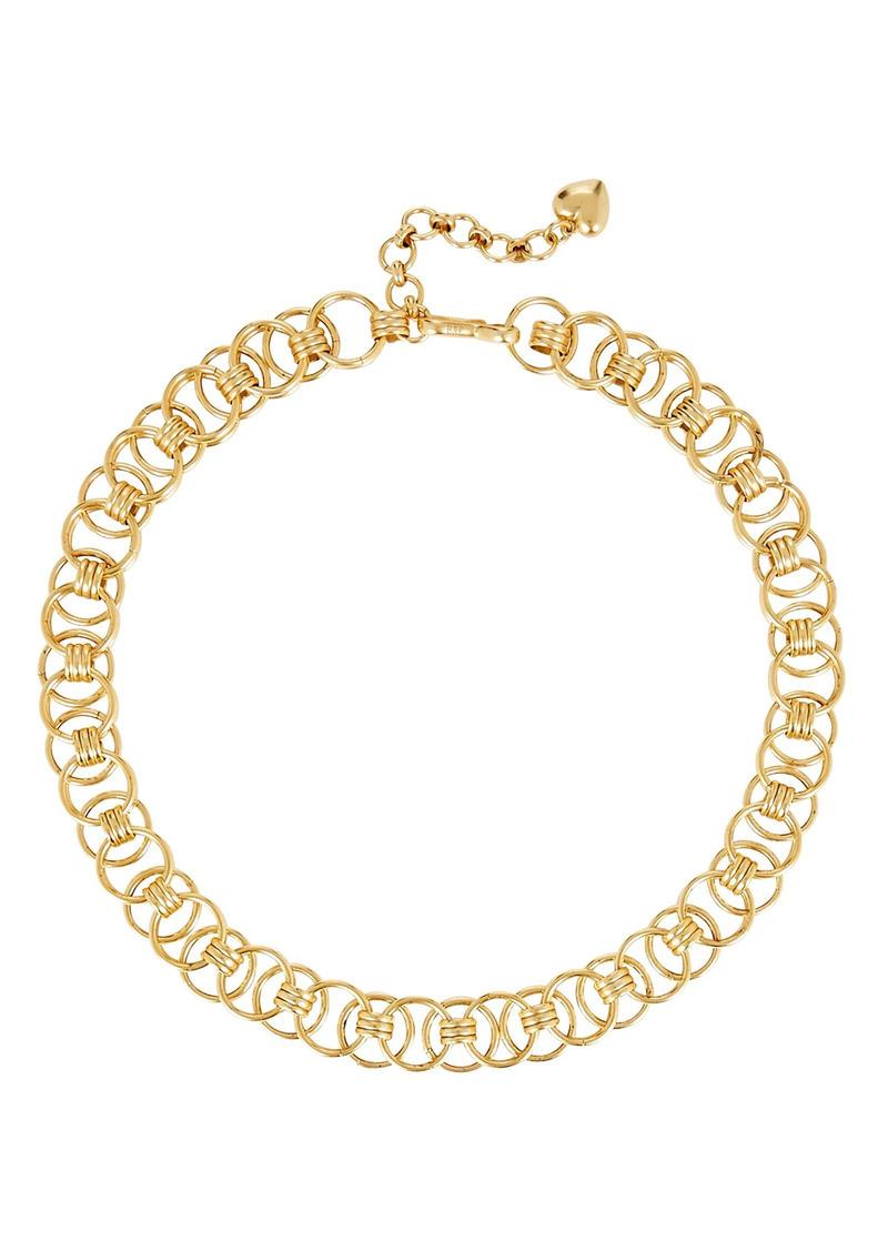 Brinker & Eliza Lovely Links Necklace