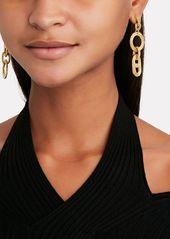 Brinker & Eliza Mariners Asymmetrical Link Earrings