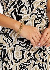 Brinker & Eliza Mini Showstopper Chain-Link Bracelet