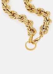 Brinker & Eliza Mini Showstopper Chain-Link Necklace