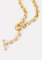 Brinker & Eliza Verona Rolo Chain Necklace