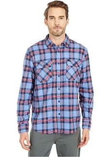 Brixton Bowery Lightweight Long Sleeve Flannel