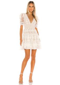 Bronx and Banco Megan Mini Dress