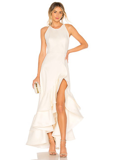 Bronx and Banco Paros Gown