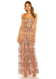 Bronx and Banco Runway Midnight Gown