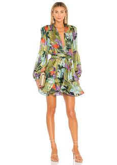 Bronx and Banco Tropics Mini Dress