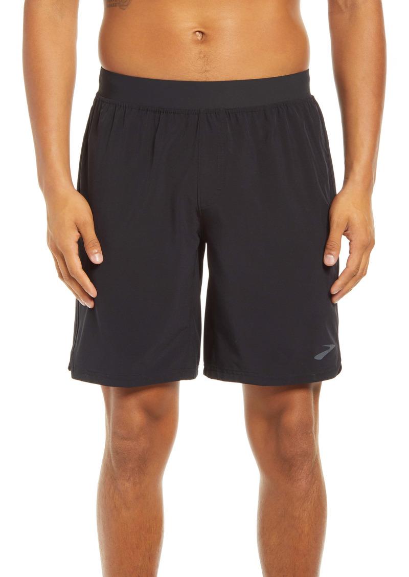 Brooks Equip Shorts