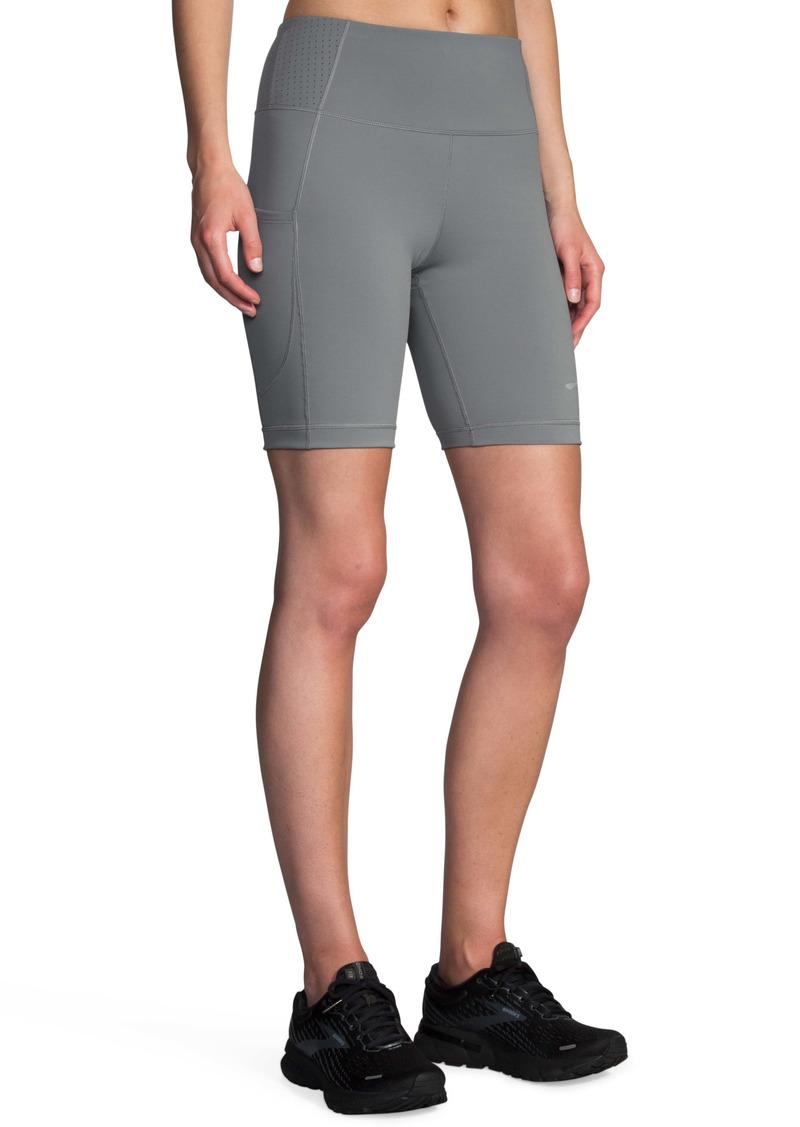 Brooks Method 8-Inch Running Shorts