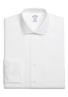 Brooks Brothers Regent Regular Fit Solid Dress Shirt