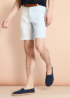 Brooks Brothers Cotton Seersucker Fun Shorts