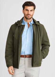 Brooks Brothers Insulated Water-Repellent Windbreaker
