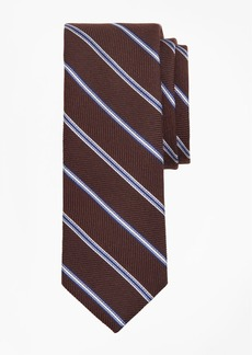 Brooks Brothers Jacquard Stripe Tie