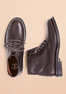 Brooks Brothers Leather Boots