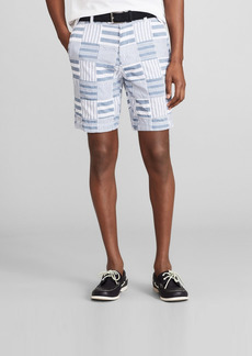 Brooks Brothers Patchwork Madras Shorts
