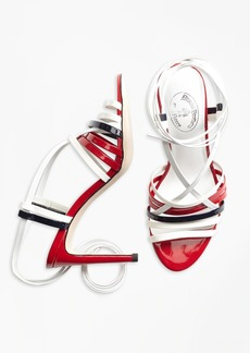 Brooks Brothers Strappy Heels