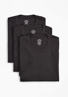 Brooks Brothers Supima® Cotton Crewneck Undershirt - Three Pack