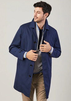 Brooks Brothers Water-Repellent Cordura Trench Coat