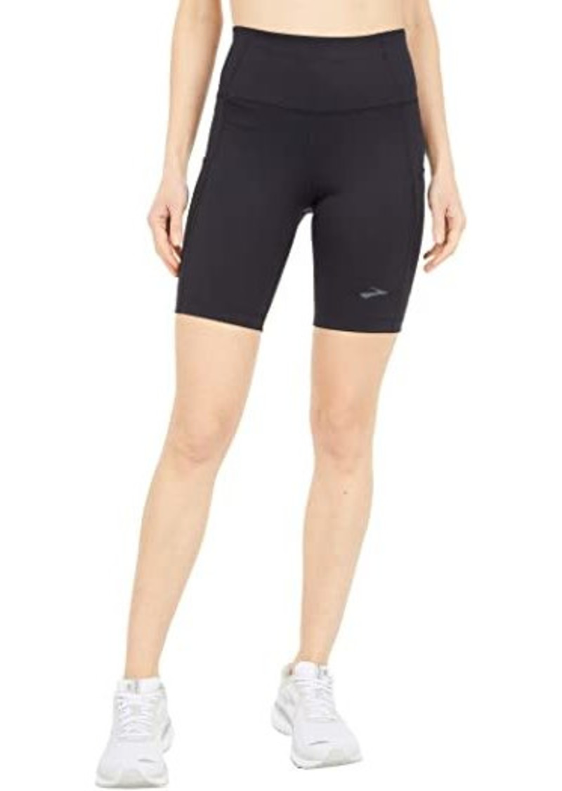 "Brooks Method 8"" Short Tights"