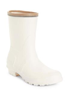 Brunello Cucinelli Short Waterproof Rain Boot