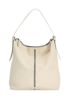 Brunello Cucinelli Leather Hobo Bag