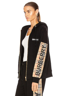 Burberry Aubree Hooded Jacket