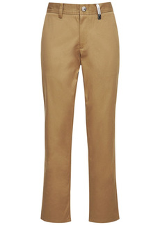 Burberry Dover Cotton Twill Pants