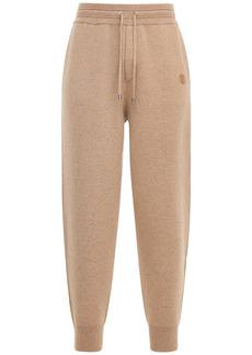 Burberry Hunton Cashmere Blend Pants