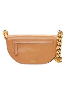 Burberry Sm Soft Olympia Shoulder Bag