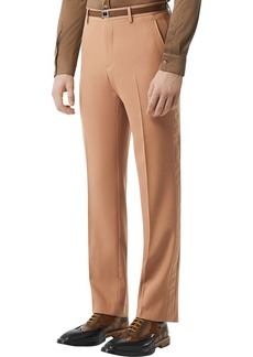 Burberry Wool Canvas Pants