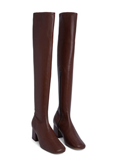 By Far Carlos Over the Knee Stretch Leather Boot (Women)