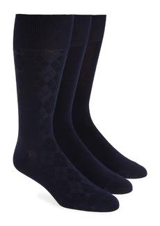 Calvin Klein 3-Pack Dress Socks