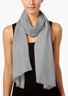 Calvin Klein Basic Soft Wrap & Scarf in One