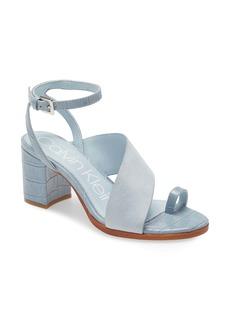 Calvin Klein Coleen Ankle Strap Sandal (Women)