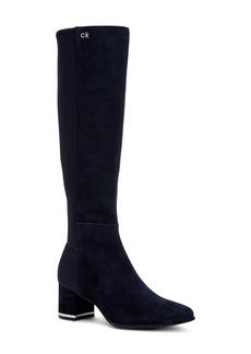 Calvin Klein Freeda Knee High Boot (Women)