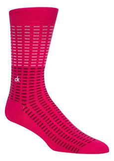 Calvin Klein Geo Pattern Socks