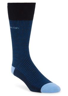 Calvin Klein Houndstooth Socks