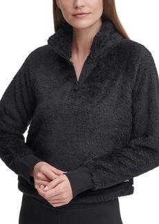 Calvin Klein Performance Pullover Fleece Sweatshirt