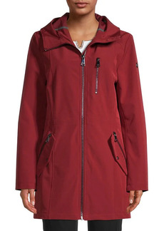 Calvin Klein Softshell Hooded Jacket