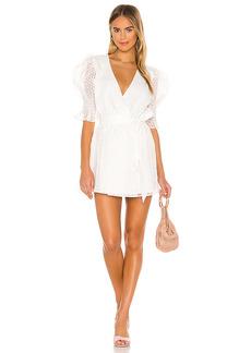 Camila Coelho Zandra Wrap Dress