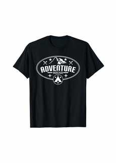 Camper Adventure Squad - Camping Fun and Exploring T-Shirt