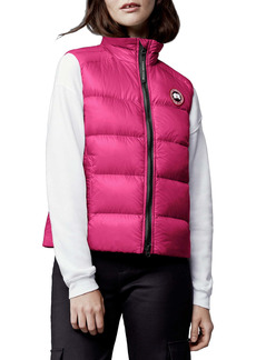 Canada Goose Cypress Packable 750-Fill-Power Down Vest