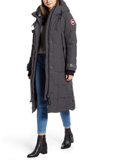Canada Goose Elmwood Longline 625 Fill Power Down Jacket