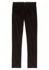 Canali Classic Men's Fit Stretch Corduroy Five Pocket Pants