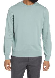 Canali Men's Crewneck Cotton Sweater