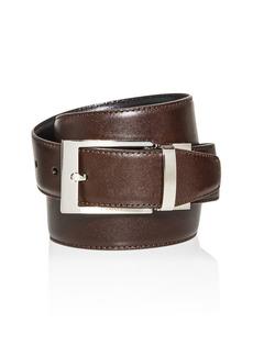 Canali Men's Reversible Leather Belt
