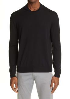 Canali Men's Varsity Sweater