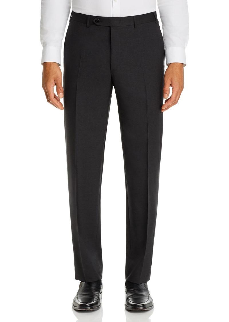 Canali Siena Tropical Weave Classic Fit Dress Pants