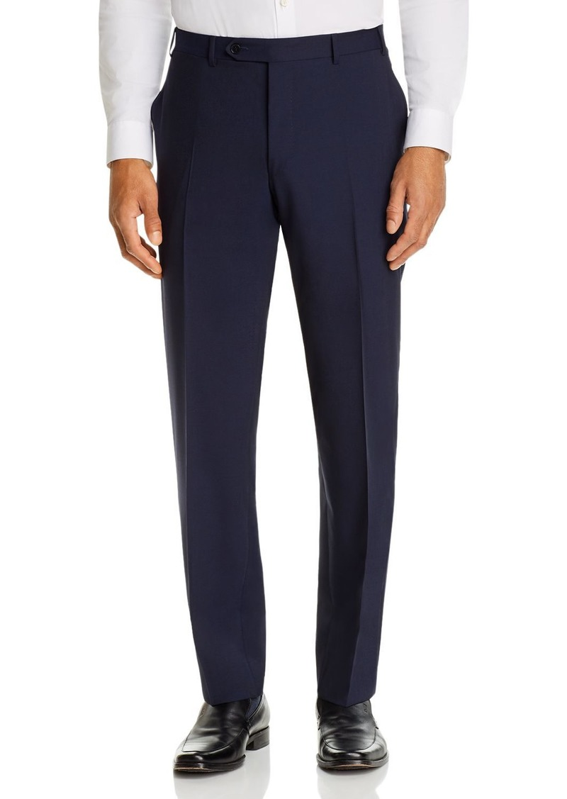Canali Siena Tropical Weave Classic Fit Dress Pants