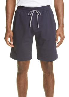 Canali Stretch Cotton Jersey Shorts