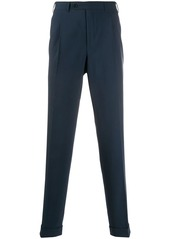 Canali straight-fit tailored trousers